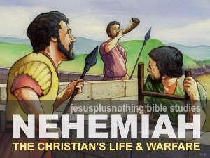 Book of Nehemiah Bible Study