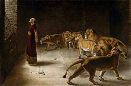 Book of Daniel Bible Study Commentary Chapter 6